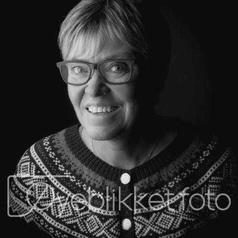 Portrait of Anne Karin Voldmo Nilsen