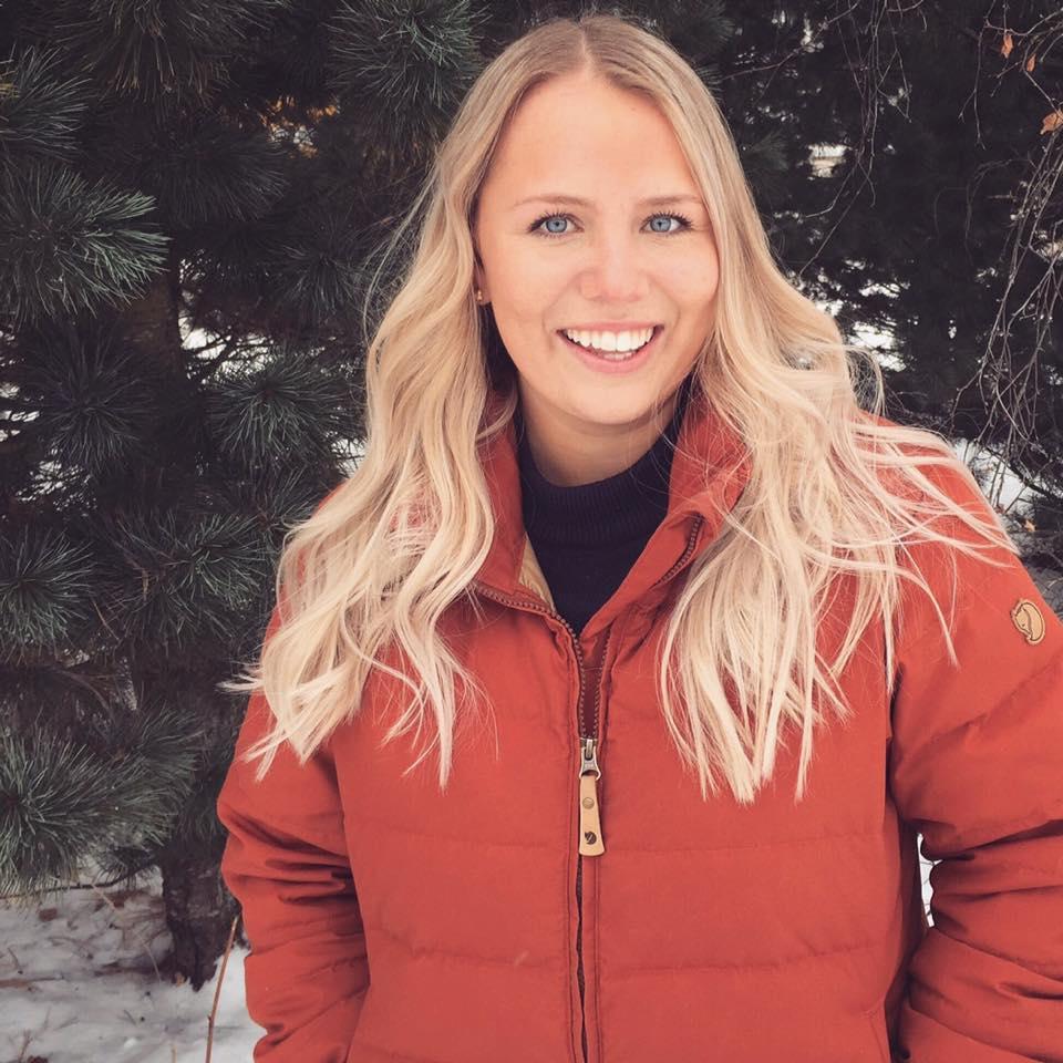 Portrait of Nora Støle